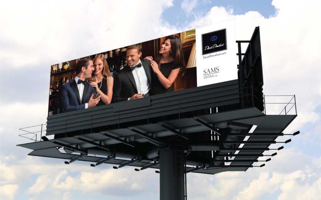 David Donahue Outdoor Billboard Advertising