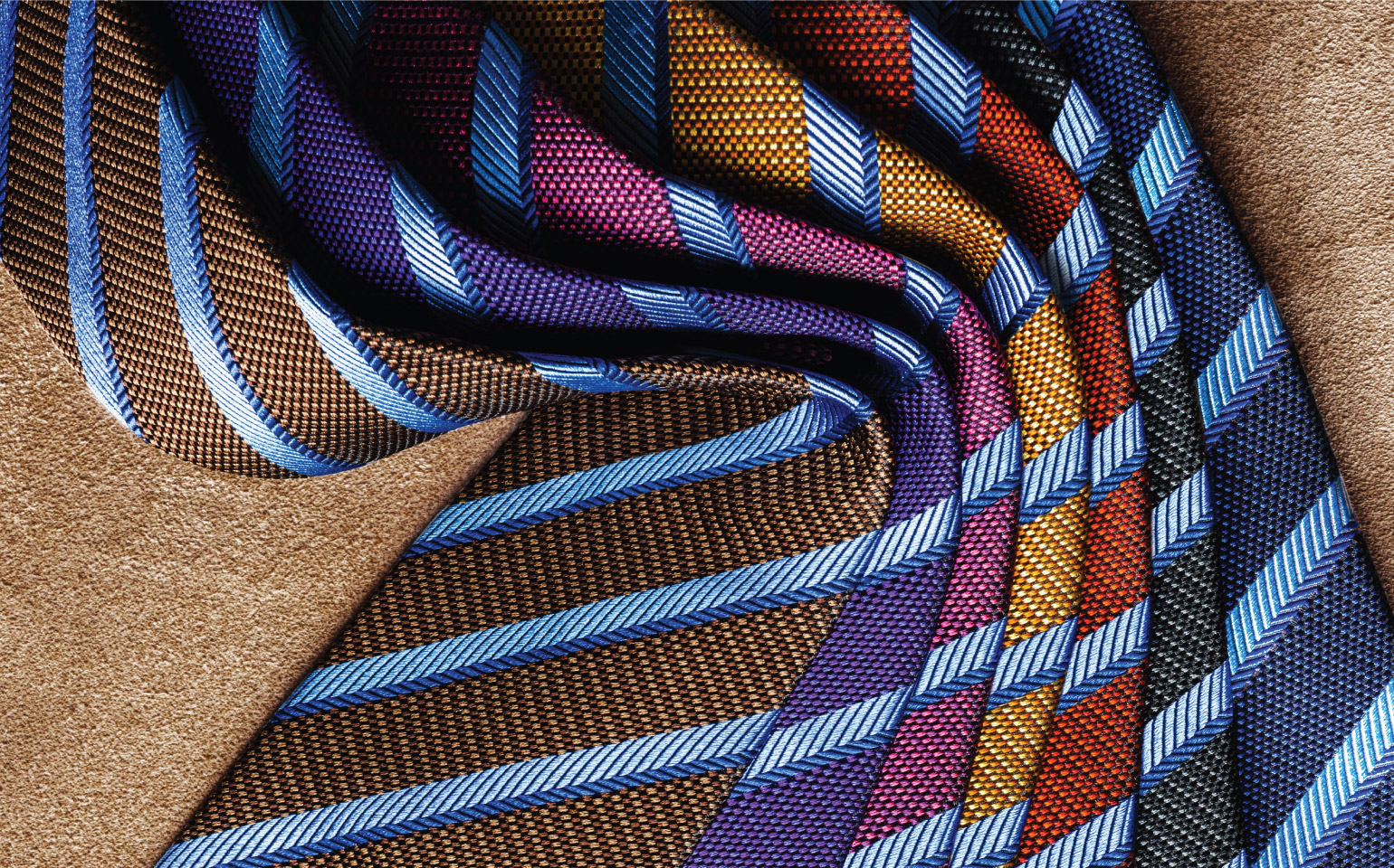 David Donahue Tie Art Direction