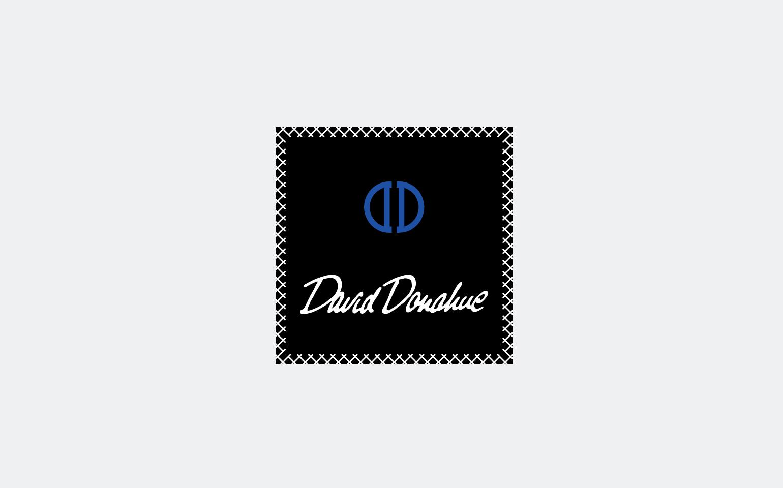 David Donahue Logo