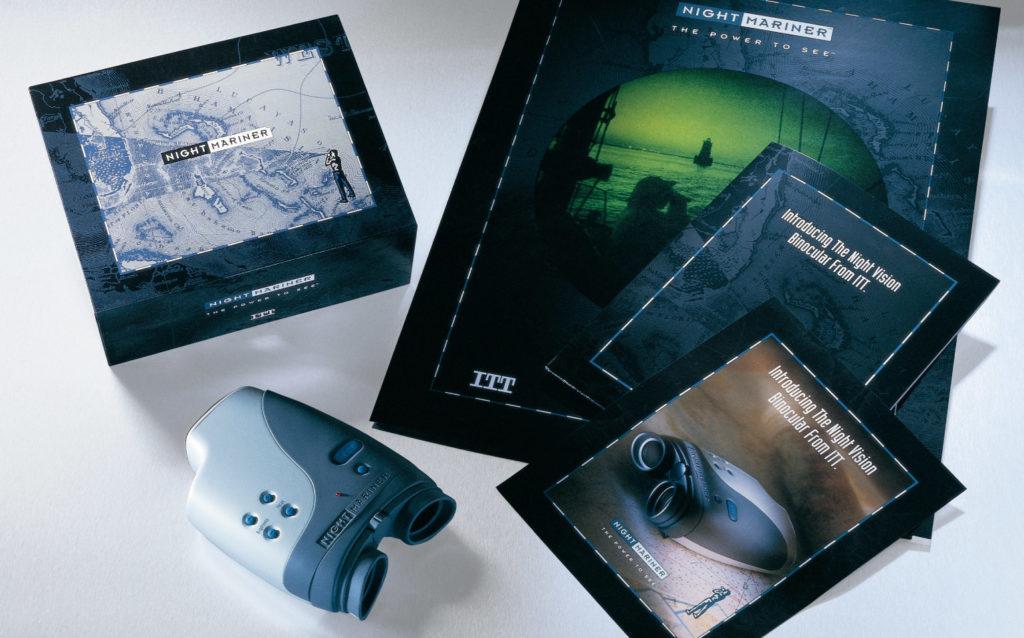 Night Mariner Packaging