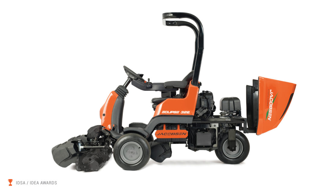 Jacobsen Eclipse 322 Golf Mower