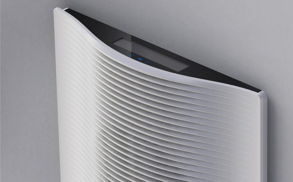 Marley Electric Wall Heater in White