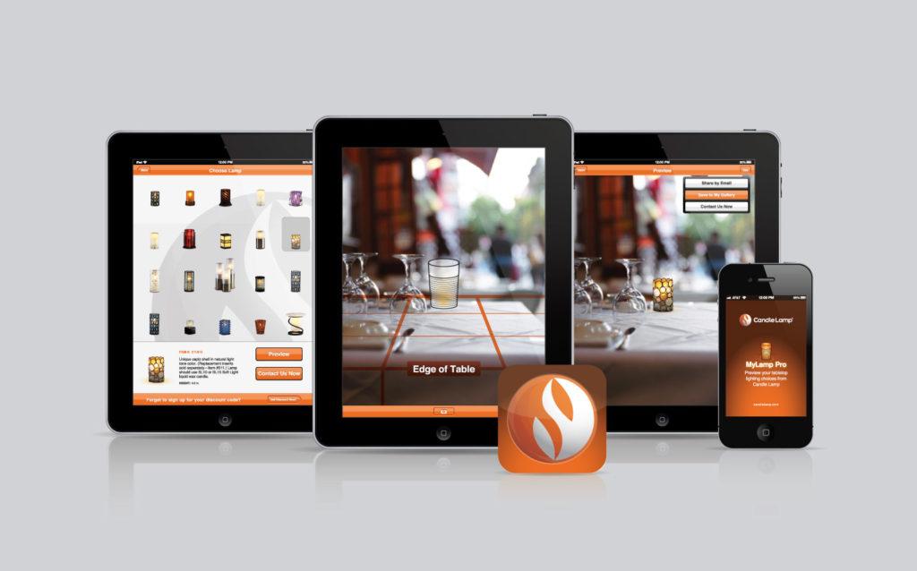 CandleLamp Digital App