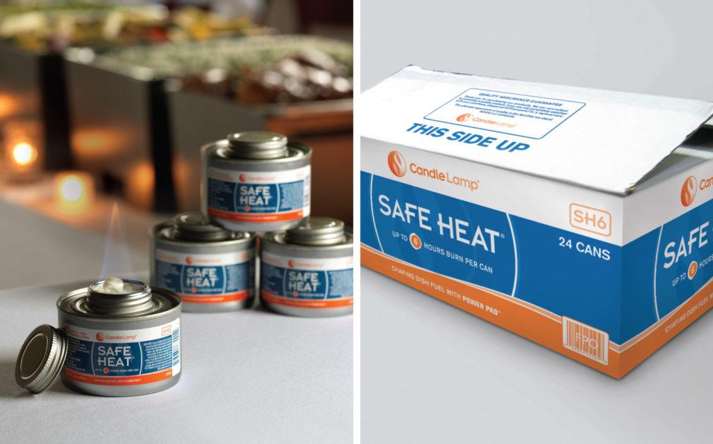 CandleLamp SafeHeat Product