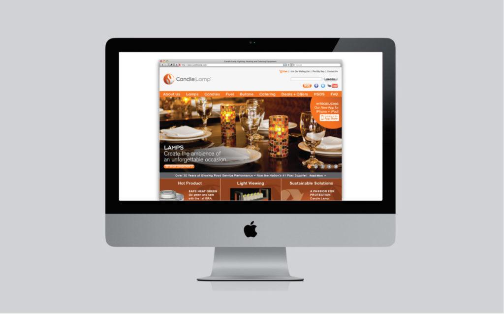 CandleLamp Website