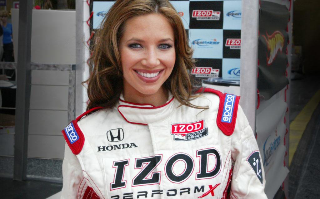 IZOD Indycar Sponsored Livery