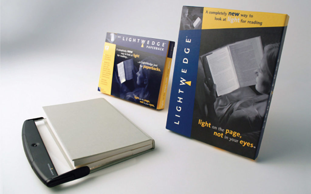 Lightwedge Packaging