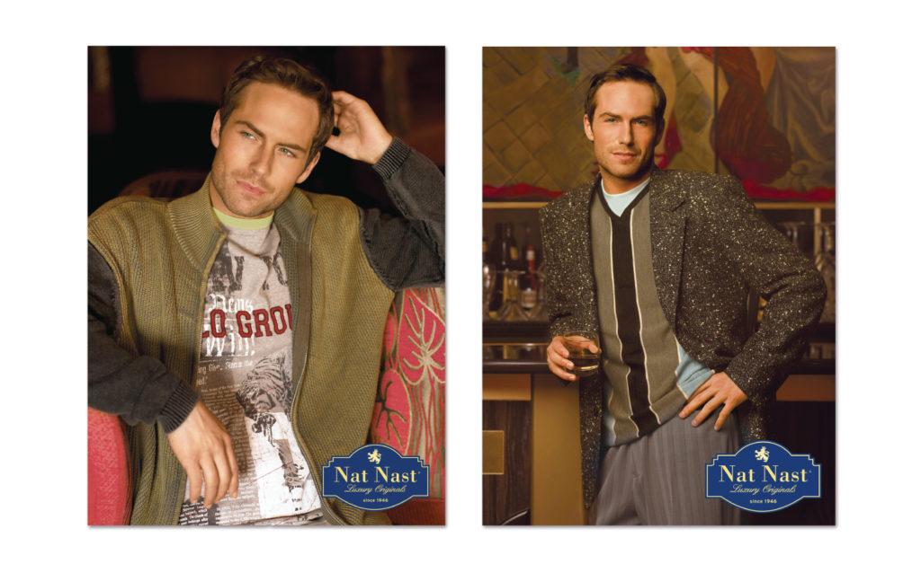 Nat Nast Advertising Examples