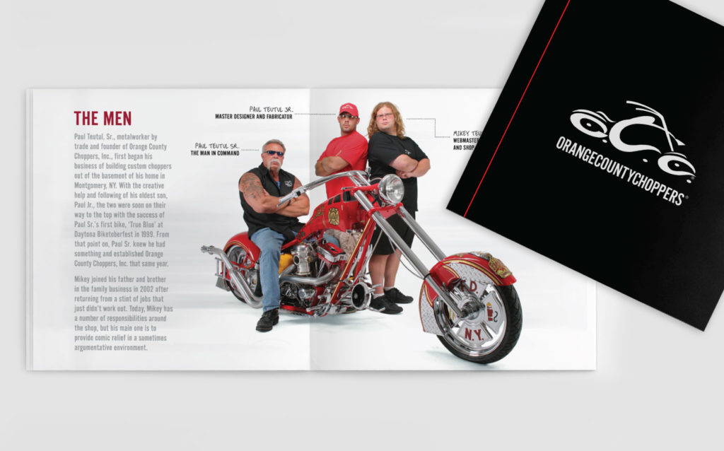 Orange County Choppers Collateral