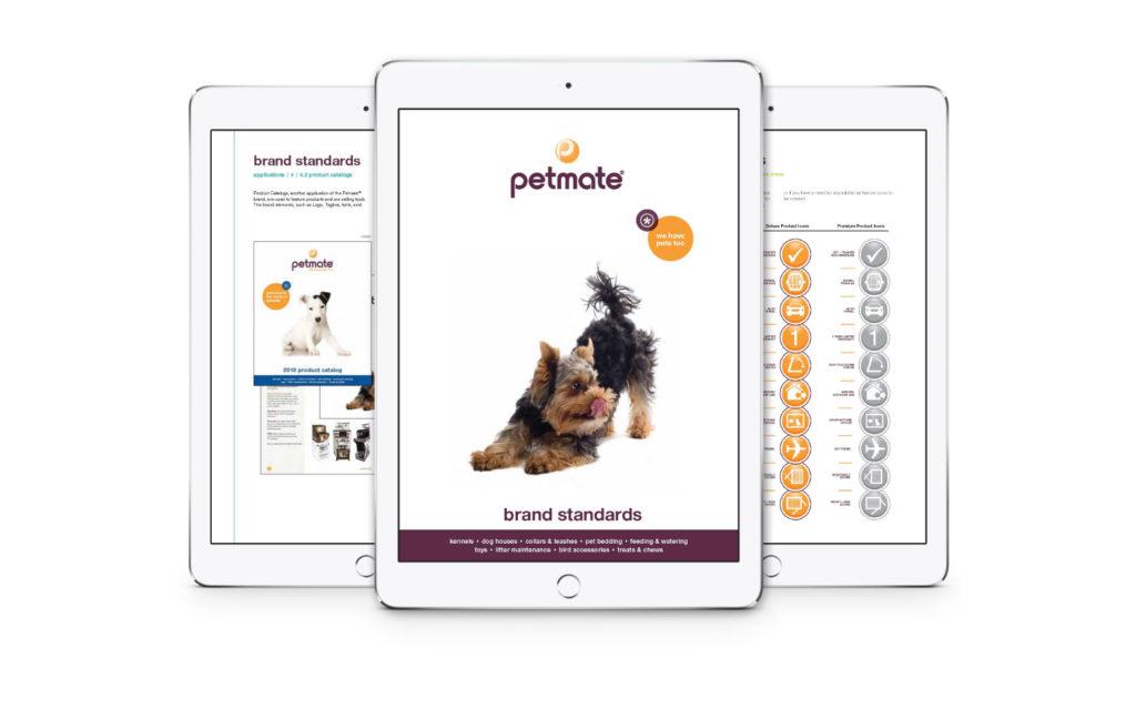 Petmate Digital Brand Standards