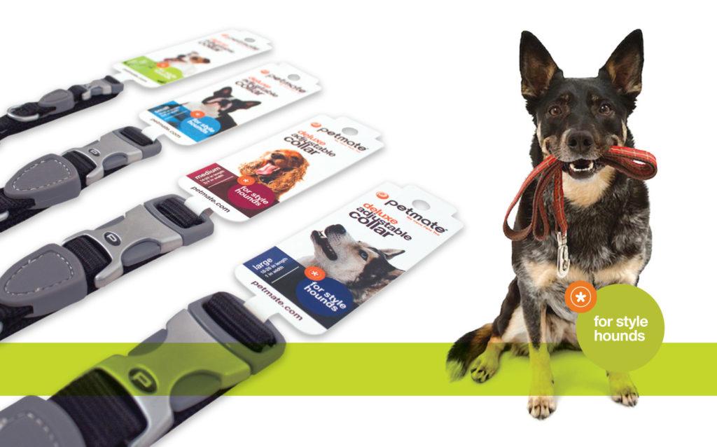 Petmate Collar Packaging