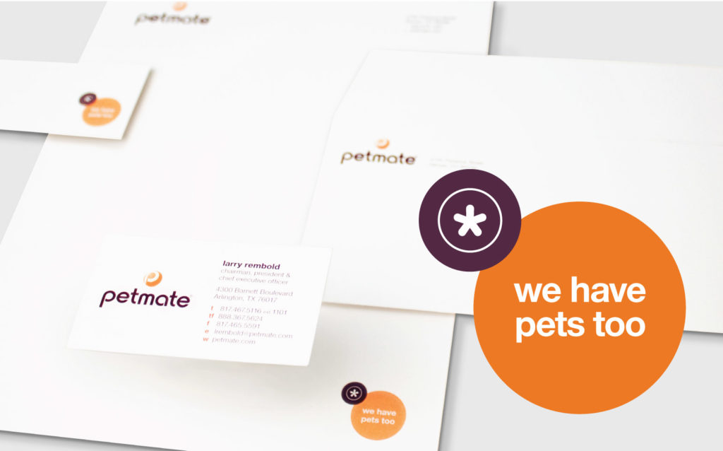 Petmate Business Stationery