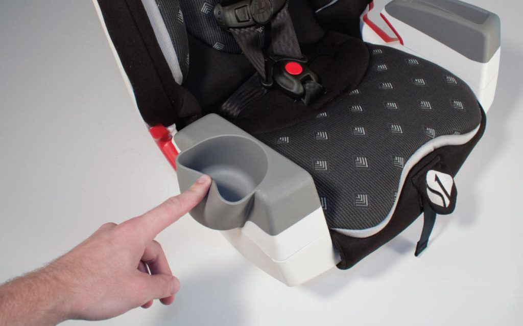 Safety First Rumi Child Car Seat Cupholder Detail