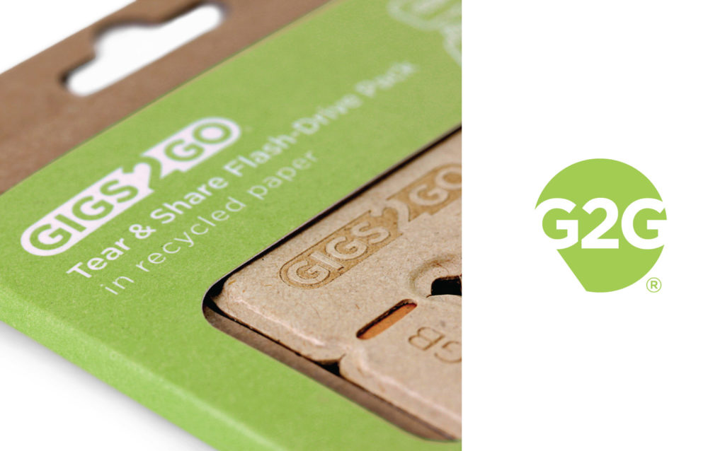 Gigs2Go Packaging