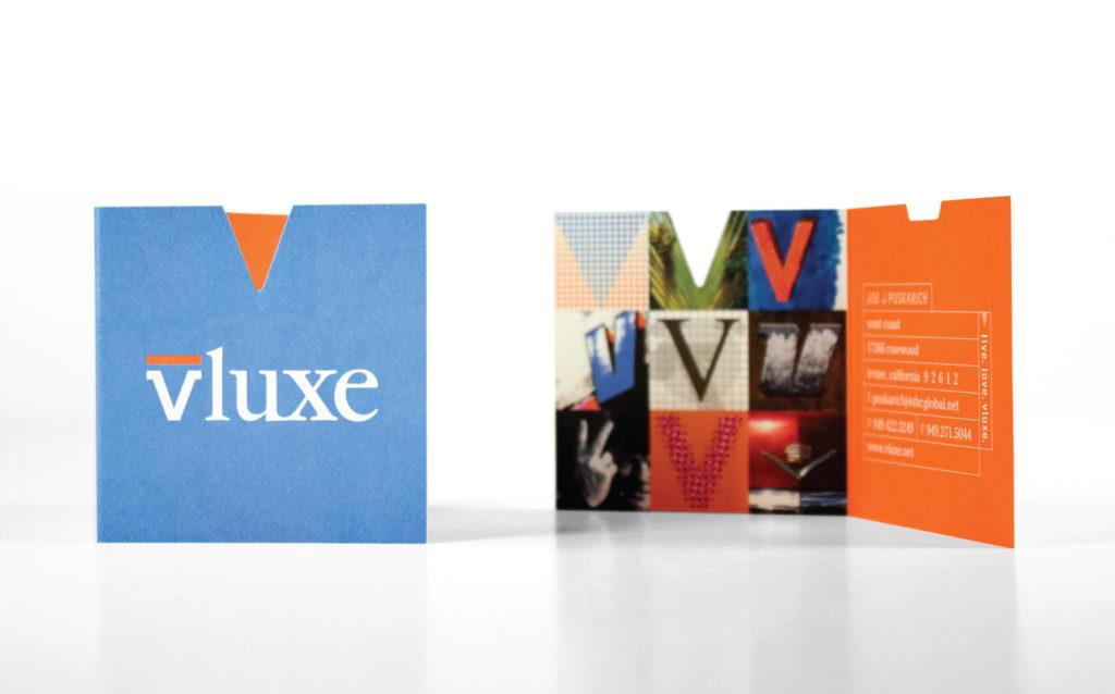 Vluxe Business Card