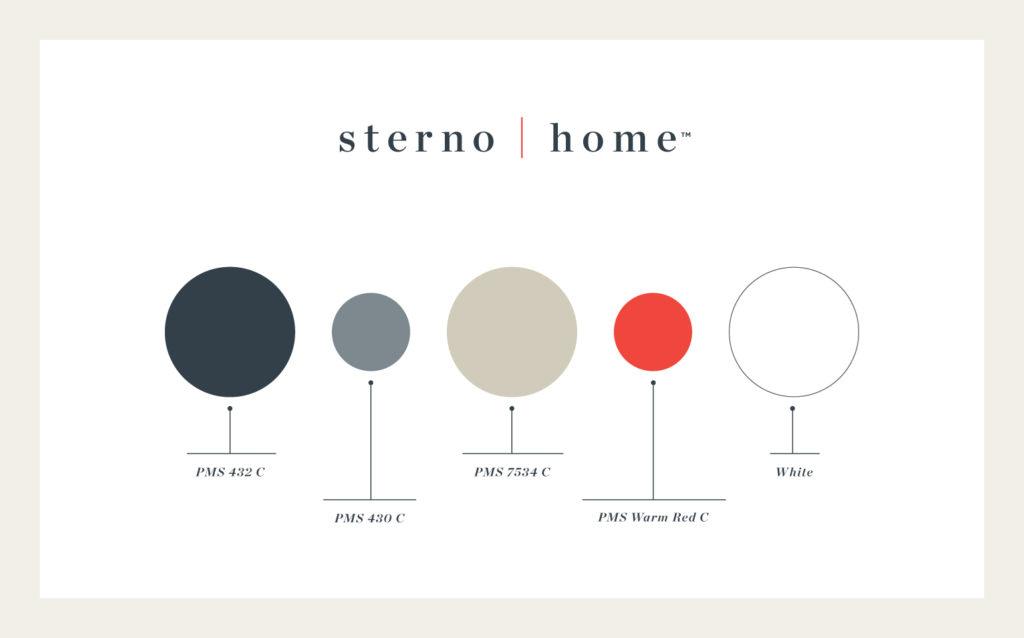 Sterno Home Color Palette