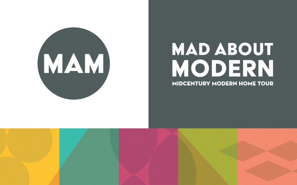 Mad About Modern Home Tour Color Palette