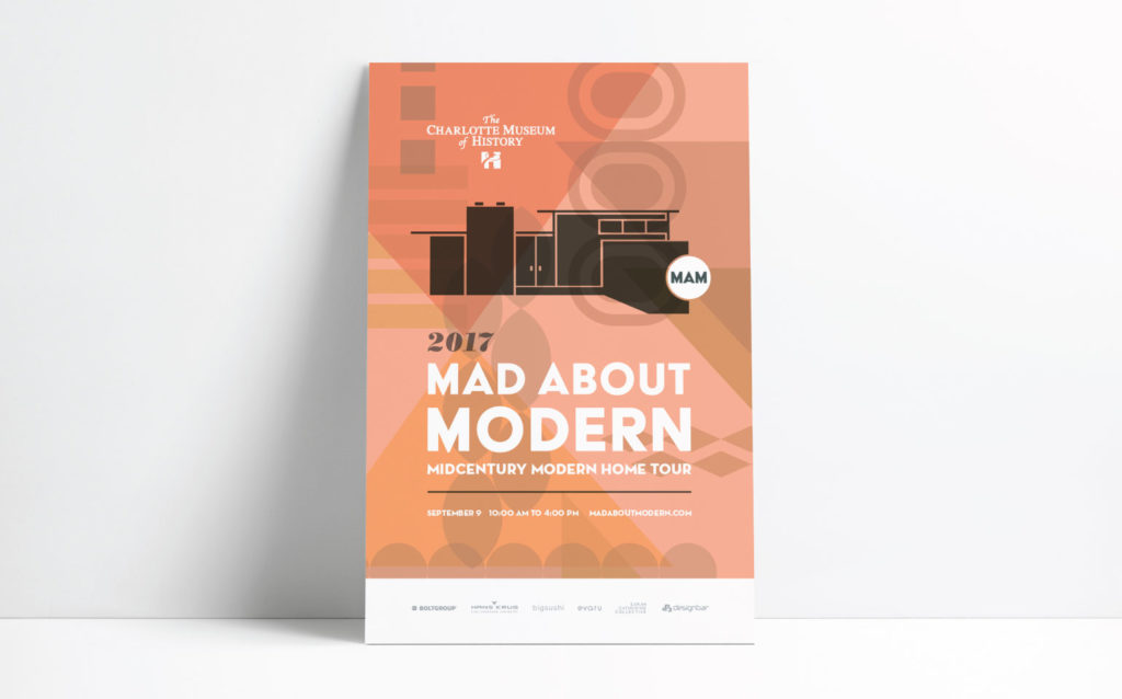 Mad About Modern Home Tour Poster