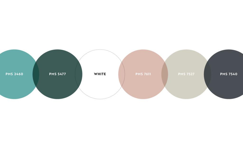 Wrap Buddies Color Palette