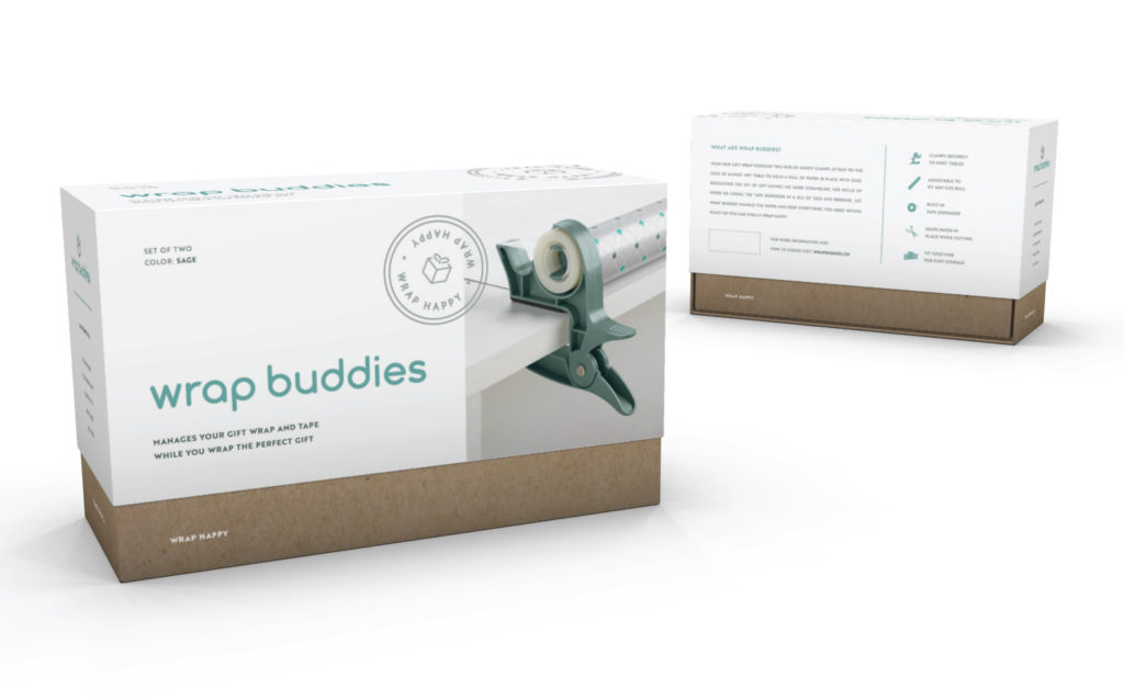 Wrap Buddies Retail Packaging