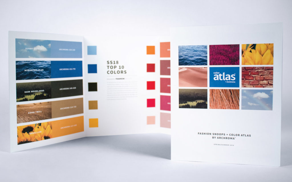 Archroma Color Atlas Brochure