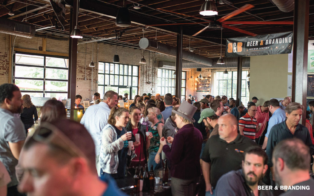 AIGA Beer And Branding Event
