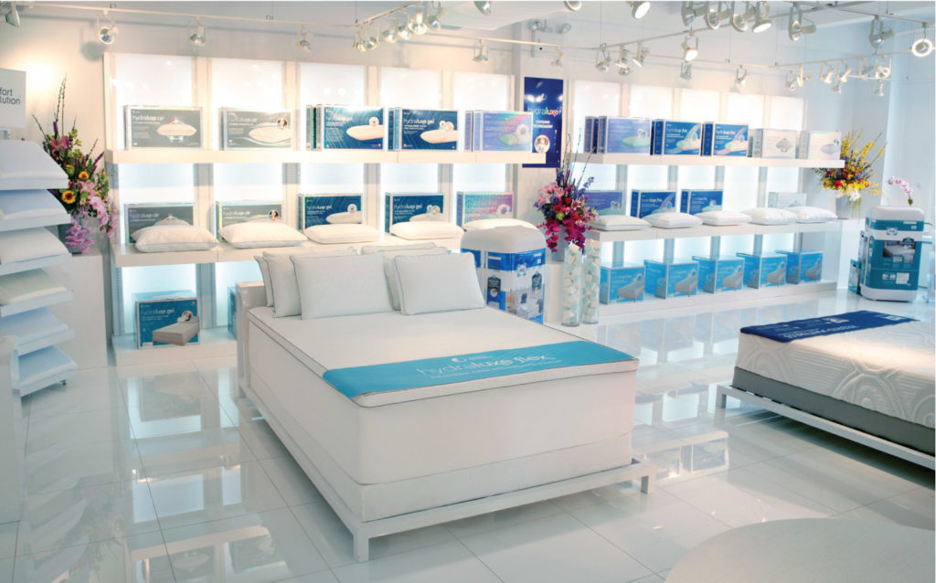 Comfort Revolution Bedding and Pillow Products
