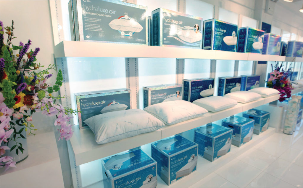 Comfort Revolution Pillow Products