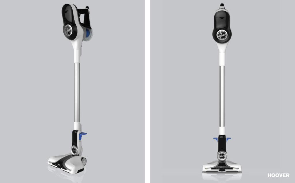 Hoover Vacuum Rendering