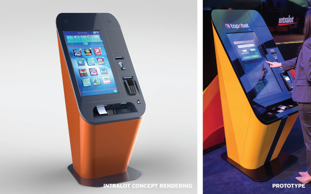 Intralot Gaming Concept