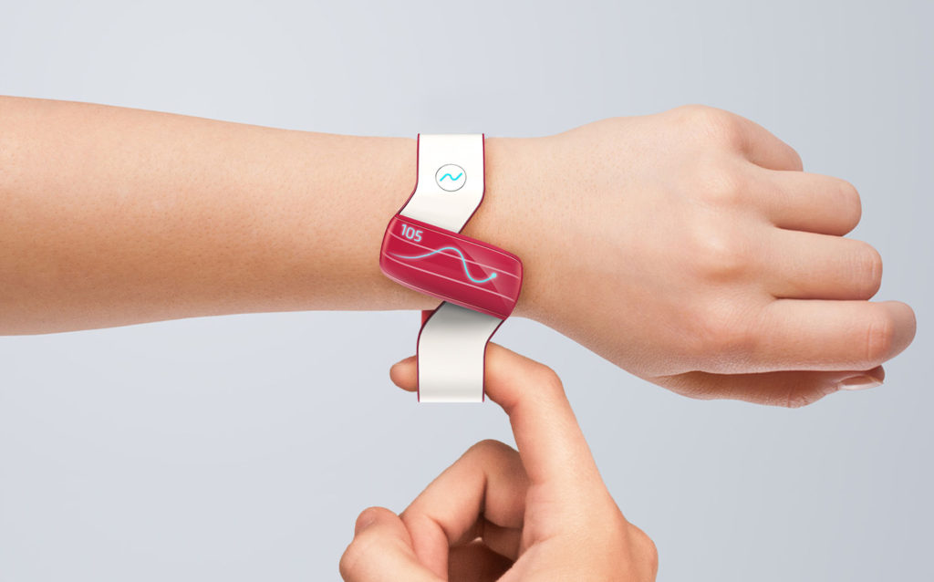 Sugar Stretchable Wristband