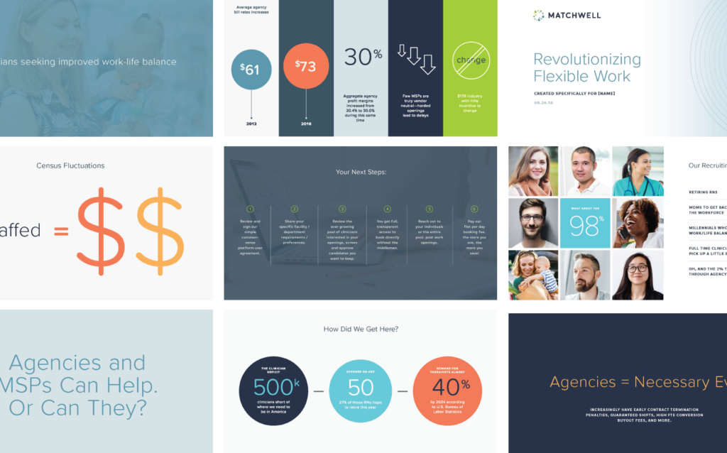 Matchwell Powerpoint Templates