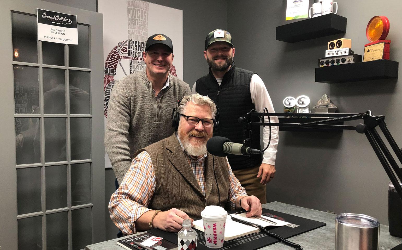 Jamey on Brand Builders Podcast
