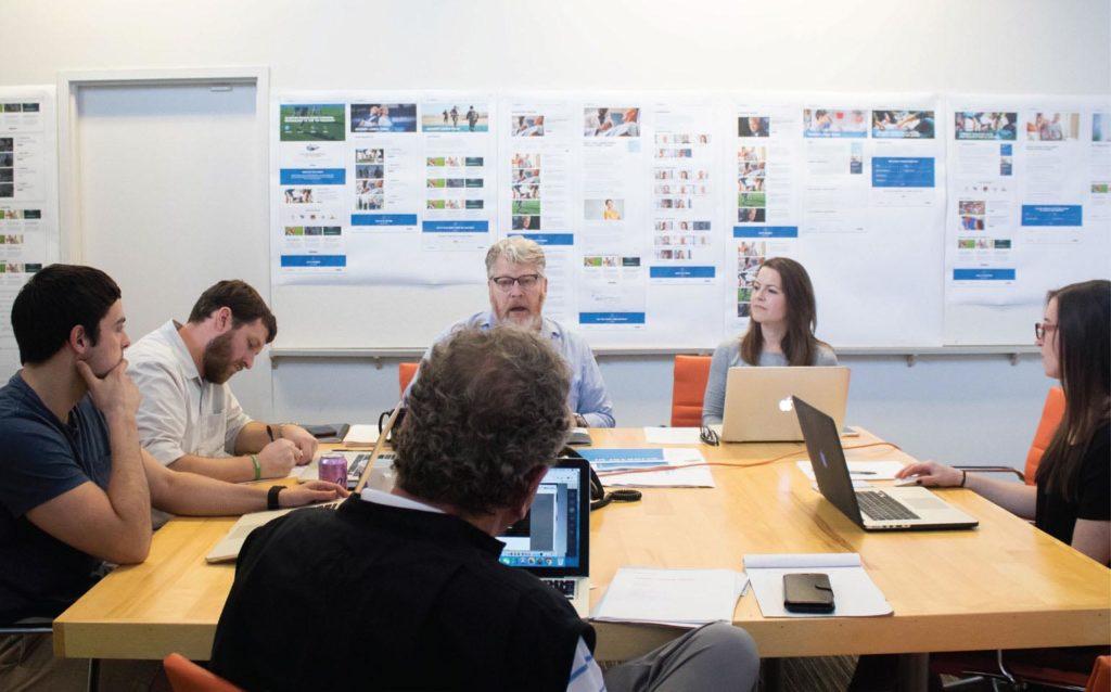 Blinktbi Strategy Team Meeting
