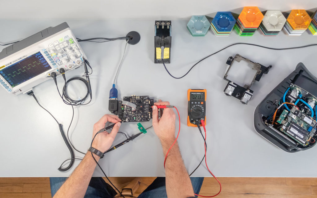 Blinktbi Electrical Circuit Design