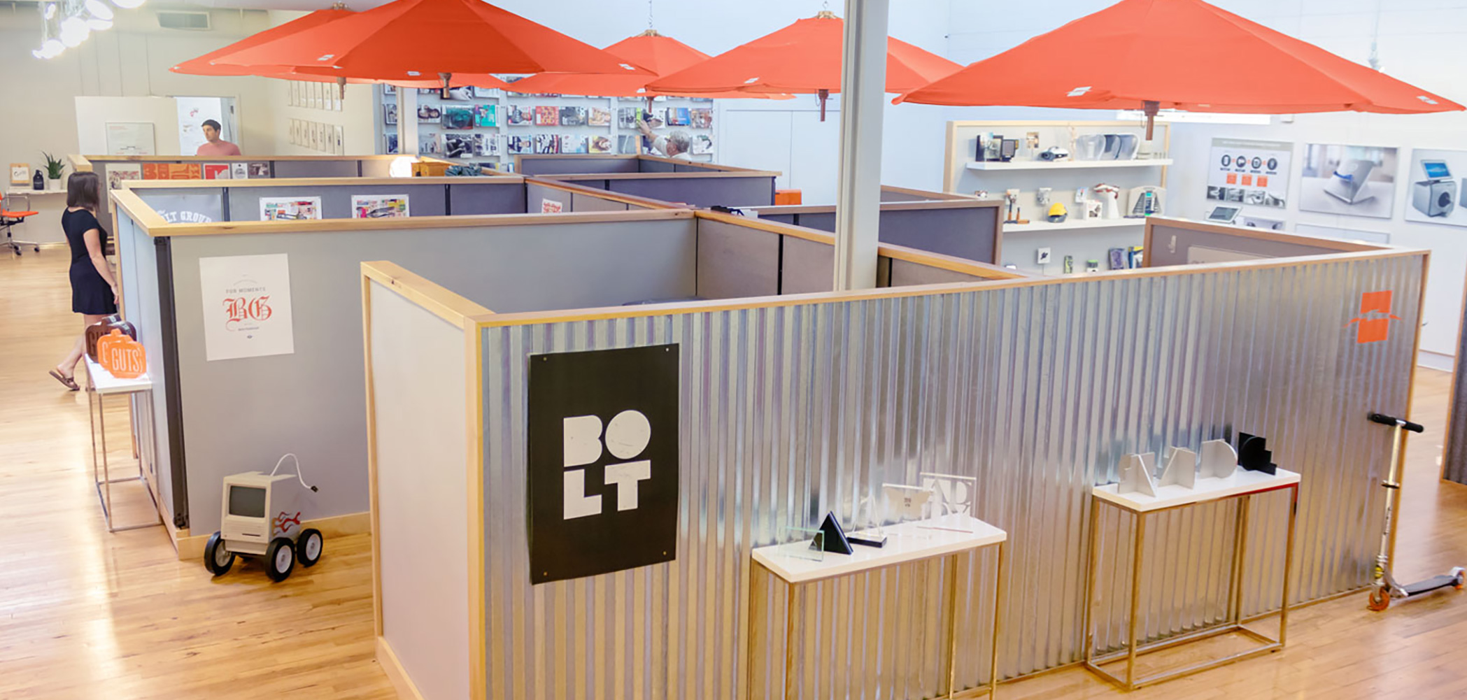 BOLTGROUP Design Space