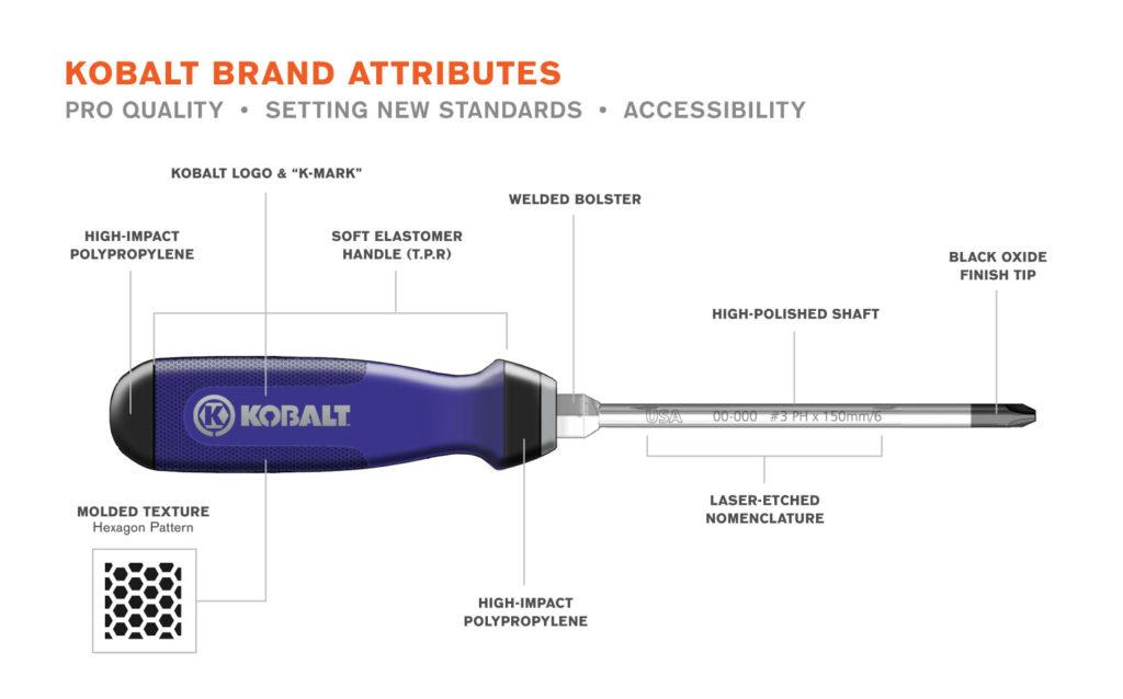 Kobalt Screwdriver VBL