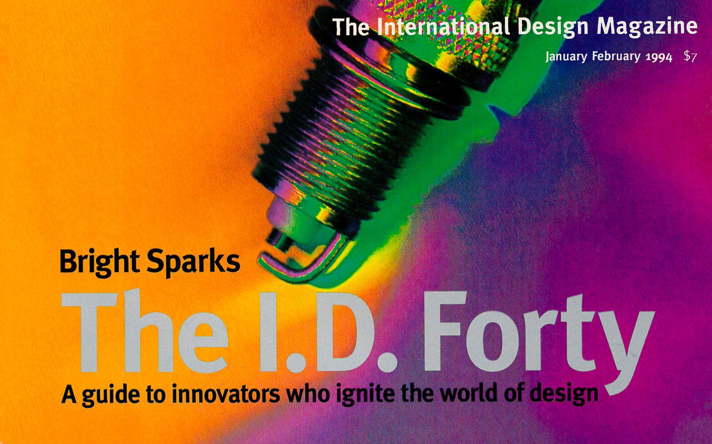 ID Magazine Cover