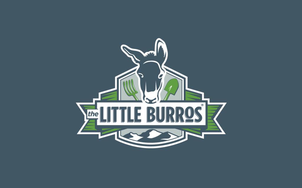 Little Burros Logo