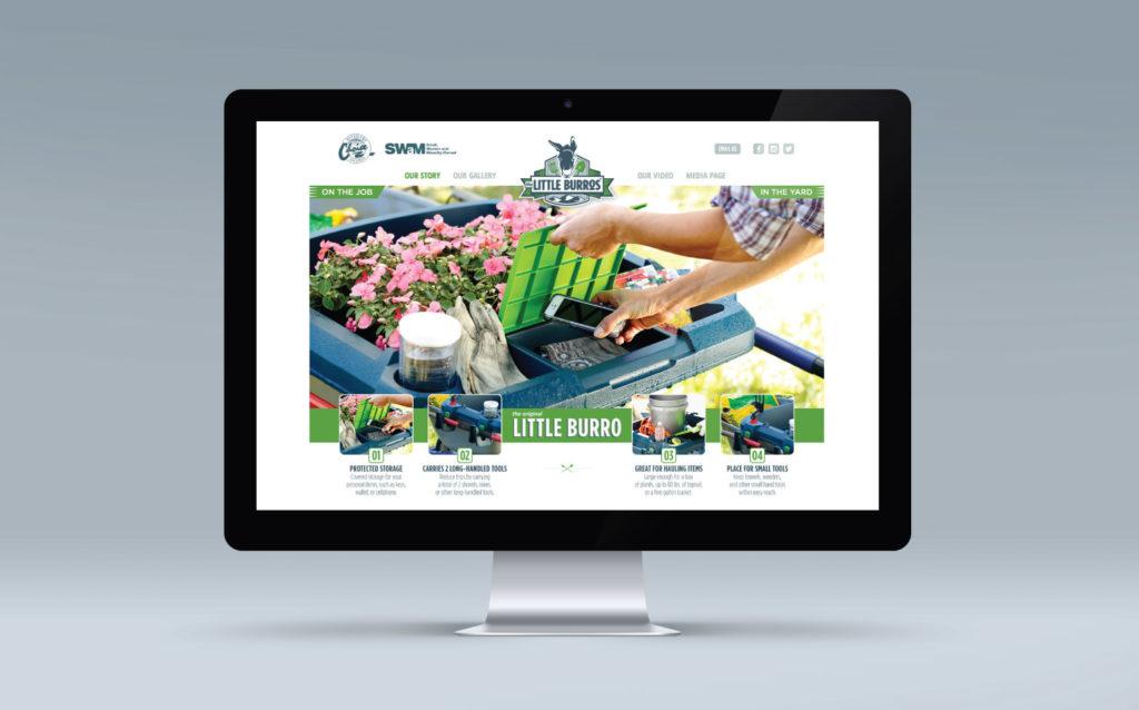 Little Burros Website