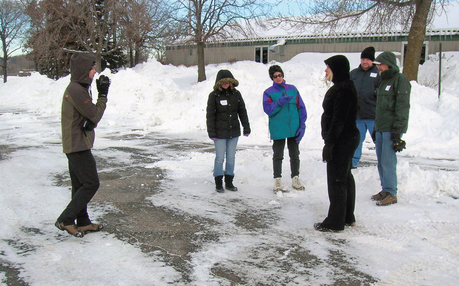 video ethnography research in snow