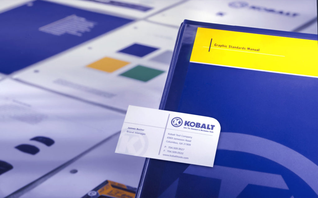 Kobalt Tools Brand Standards