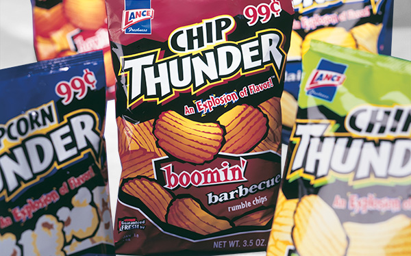 Lance Chip Thunder Packages