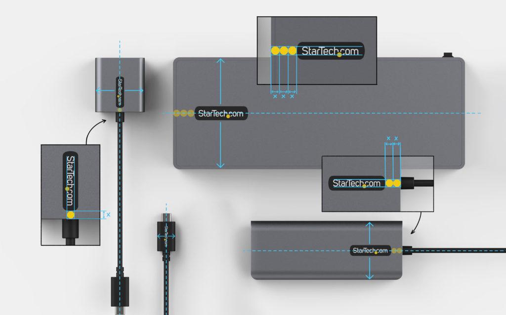 Startech.com Product Visual Brand Language