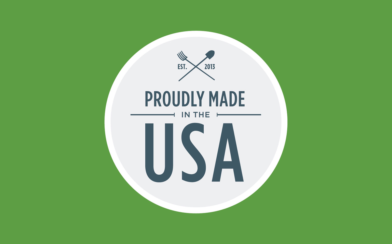 Proudly Made in the USA icon