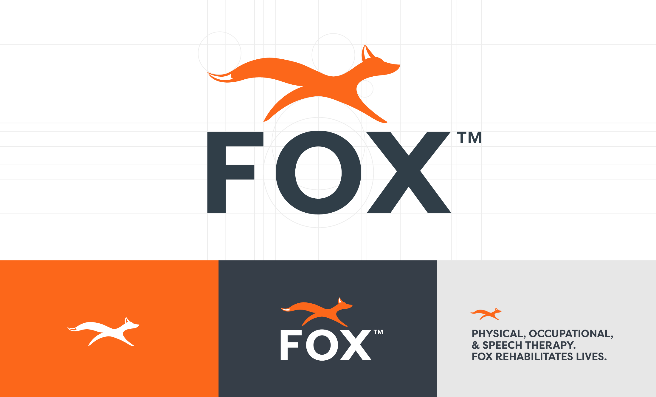 FOX Rehab Logo Executions