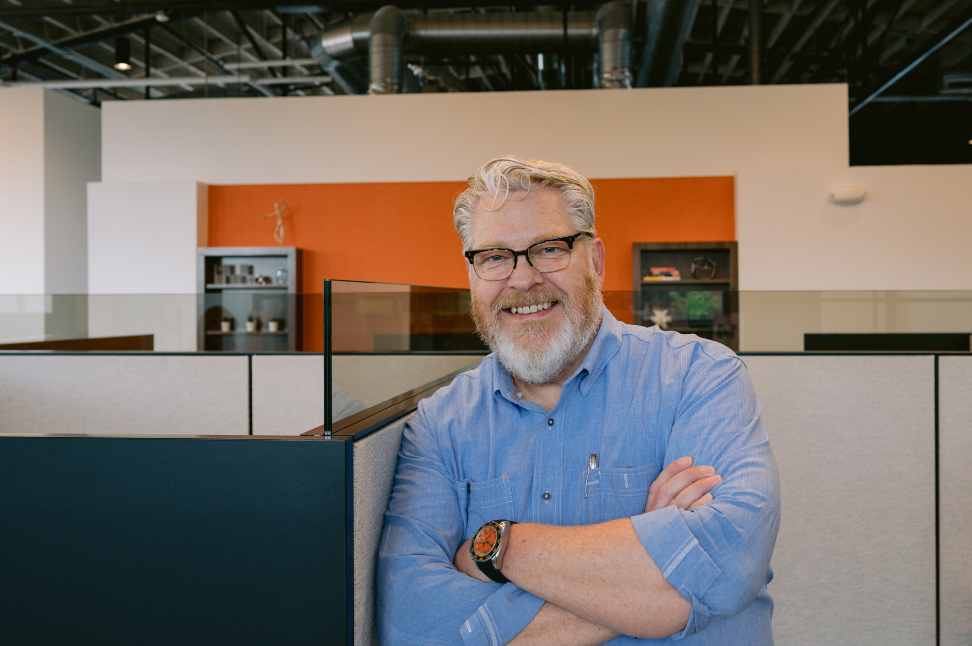 Jamey Boiter, CEO of BOLTGROUP