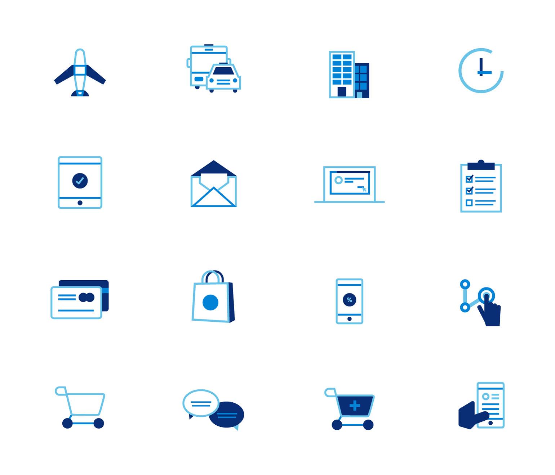 Concierge.com Icons