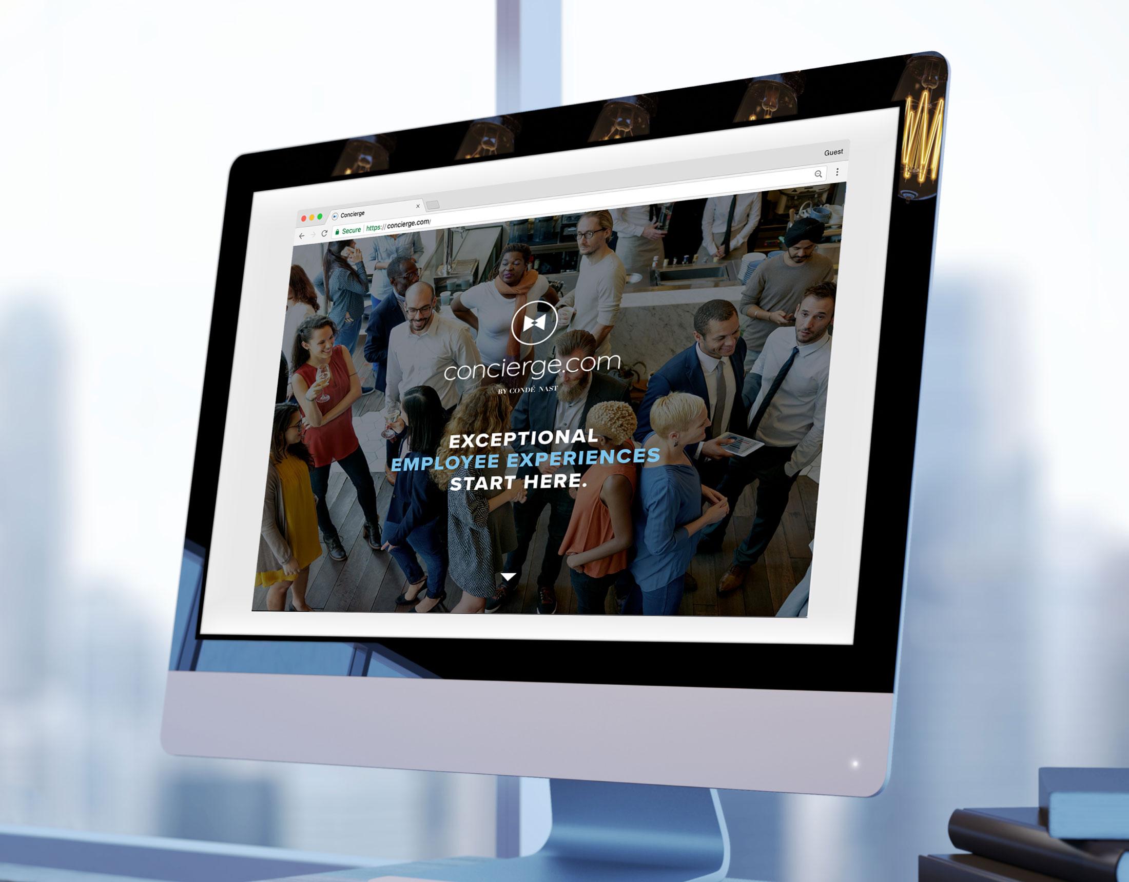 Concierge.com website