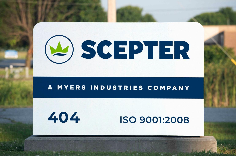 Scepter Corporate Signage